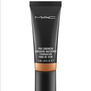 NWT MAC Cosmetics Pro Longwear Nourishing Waterpro